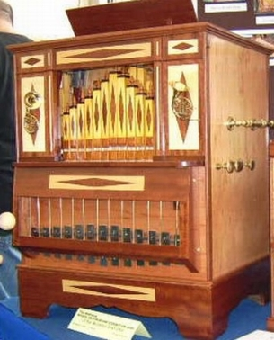 John Smith Organs - Universal